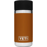 Rambler 12 oz Bottle with HotShot Cap-Yeti-Clay-Uncle Dan's, Rock/Creek, and Gearhead Outfitters