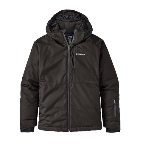 Boys Snowshot Jacket - Clearance - Clearance-Patagonia-Black-XS-Uncle Dan's, Rock/Creek, and Gearhead Outfitters