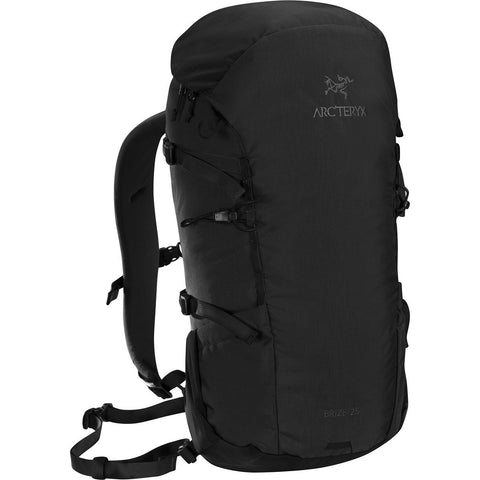 Brize 25 Backpack - Clearance-Arc'teryx-Black-R-Uncle Dan's, Rock/Creek, and Gearhead Outfitters