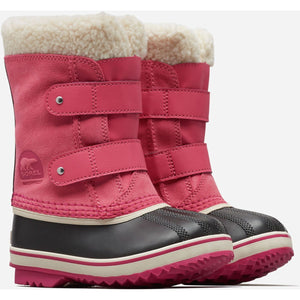 Sorel Toddler Girl/'s 1964 Pac Strap Snow Boots Tropic Pink Size 5 NEW