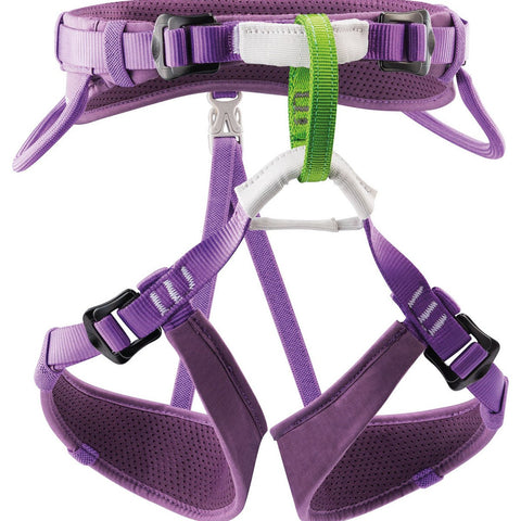 Childrens Macchu Harness-Petzl-Blue-Uncle Dan's, Rock/Creek, and Gearhead Outfitters