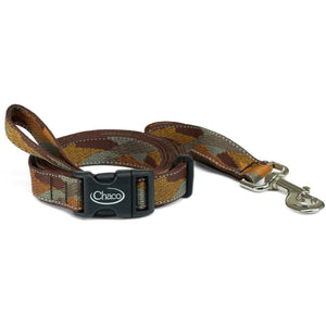 Dog Leash-Chaco-Rambling Gold-S-Uncle Dan's, Rock/Creek, and Gearhead Outfitters