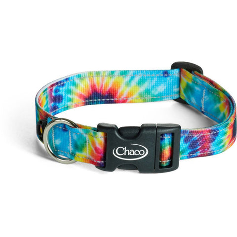 Dog Collar-Chaco-Dark Tie Dye-S-Uncle Dan's, Rock/Creek, and Gearhead Outfitters