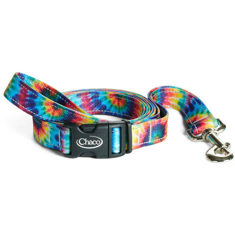 Dog Leash-Chaco-Dark Tie Dye-S-Uncle Dan's, Rock/Creek, and Gearhead Outfitters