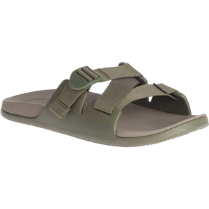 Men's Chillos Slide-Chaco-Fossil-7-Uncle Dan's, Rock/Creek, and Gearhead Outfitters