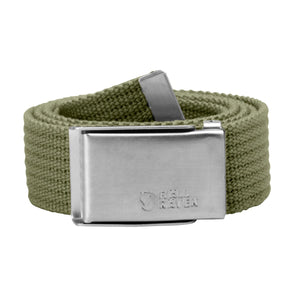 Canvas Belt-Fjallraven-Dark Olive-Uncle Dan's, Rock/Creek, and Gearhead Outfitters