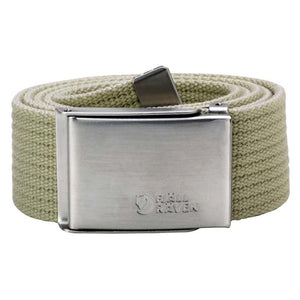 Canvas Belt-Fjallraven-Light Khaki-Uncle Dan's, Rock/Creek, and Gearhead Outfitters