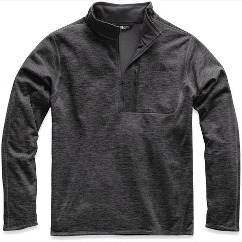 Men's Canyonlands Half Zip-The North Face-TNF Medium Grey Heather-XL-Uncle Dan's, Rock/Creek, and Gearhead Outfitters