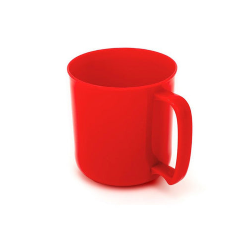 Cascadian Mug-GSI Outdoors-Red-Uncle Dan's, Rock/Creek, and Gearhead Outfitters