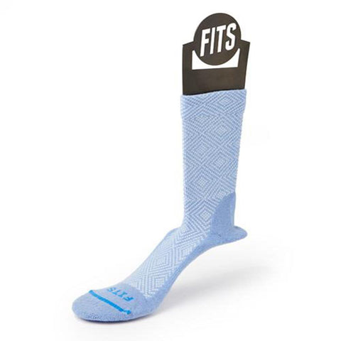 Casual Reverb Crew Socks-FITS-Serenity Blue-S-Uncle Dan's, Rock/Creek, and Gearhead Outfitters