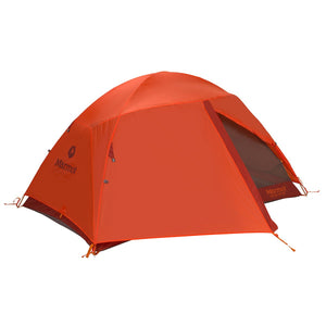 Catalyst 2P Tent-Marmot-Rusted Orange/Cinder-Uncle Dan's, Rock/Creek, and Gearhead Outfitters