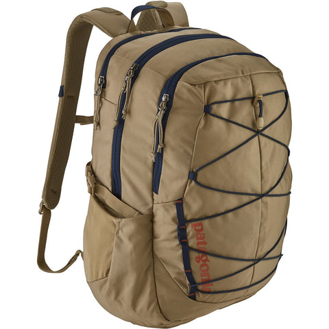 Chacabuco Pack 30L-Patagonia-Mojave Khaki w/Classic Navy-Uncle Dan's, Rock/Creek, and Gearhead Outfitters