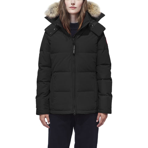 Women's Chelsea Parka-Canada Goose-Black-L-Uncle Dan's, Rock/Creek, and Gearhead Outfitters