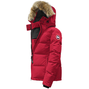 Women's Chelsea Parka-Canada Goose-Red-M-Uncle Dan's, Rock/Creek, and Gearhead Outfitters