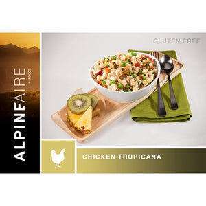 Chicken Tropicana-AlpineAire-Uncle Dan's, Rock/Creek, and Gearhead Outfitters