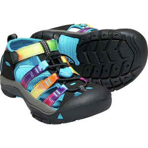 Little Kids Newport H2 Sandal-KEEN-Rainbow Tie Dye-12-Uncle Dan's, Rock/Creek, and Gearhead Outfitters