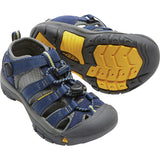 Little Kids Newport H2 Sandal-KEEN-Blue Depths Gargoyle-8-Uncle Dan's, Rock/Creek, and Gearhead Outfitters