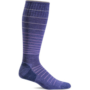 Women's Circulator Graduated Compression Socks-Sockwell-Hyacinth-S/M-Uncle Dan's, Rock/Creek, and Gearhead Outfitters