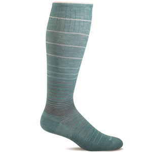 Women's Circulator Graduated Compression Socks-Sockwell-Mineral-S/M-Uncle Dan's, Rock/Creek, and Gearhead Outfitters