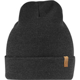 Classic Knit Hat-Fjallraven-Black-Uncle Dan's, Rock/Creek, and Gearhead Outfitters