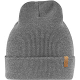 Classic Knit Hat-Fjallraven-Grey-Uncle Dan's, Rock/Creek, and Gearhead Outfitters