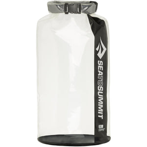 Clear Stopper Dry Bag - 20L-Sea to Summit-Black-Uncle Dan's, Rock/Creek, and Gearhead Outfitters