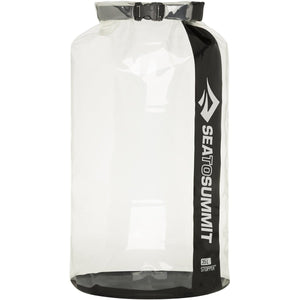 Clear Stopper Dry Bag - 35L-Sea to Summit-Black-Uncle Dan's, Rock/Creek, and Gearhead Outfitters