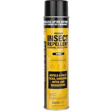 Clothing Premium Insect Repellent 18Oz-Sawyer-Uncle Dan's, Rock/Creek, and Gearhead Outfitters