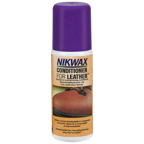 Conditioner for Leather 4.2oz-NikWax-Uncle Dan's, Rock/Creek, and Gearhead Outfitters