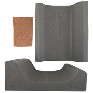 Contoured Knee Pads-Northwest River Supplies-Uncle Dan's, Rock/Creek, and Gearhead Outfitters