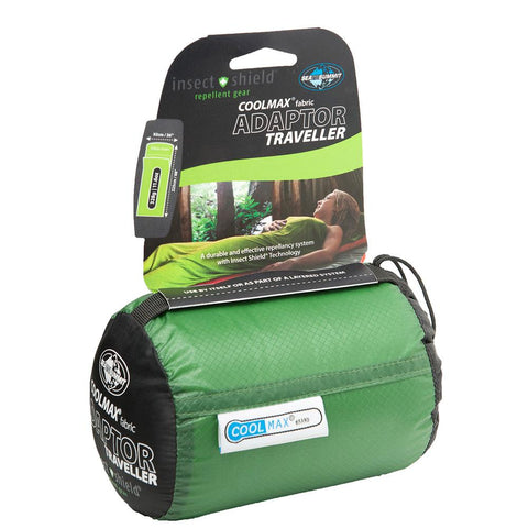 Coolmax Adaptor Traveller Liner - Insect Shield