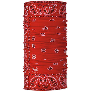 Coolnet UV+-Buff-Santana Red-Uncle Dan's, Rock/Creek, and Gearhead Outfitters