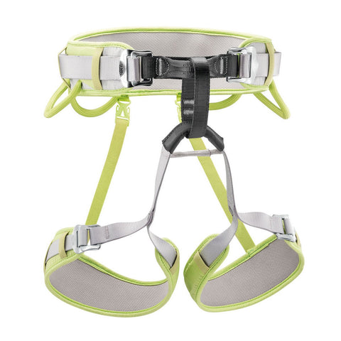 Corax Harness-Petzl-Grey-1-Uncle Dan's, Rock/Creek, and Gearhead Outfitters