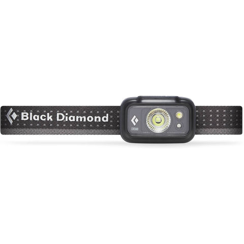 Cosmo225 Headlamp-Black Diamond-Black-Uncle Dan's, Rock/Creek, and Gearhead Outfitters