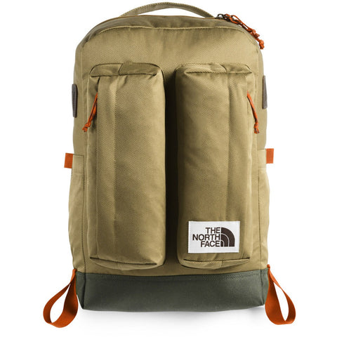 Crevasse Daypack-The North Face-Night Green/New Taupe Green-Uncle Dan's, Rock/Creek, and Gearhead Outfitters