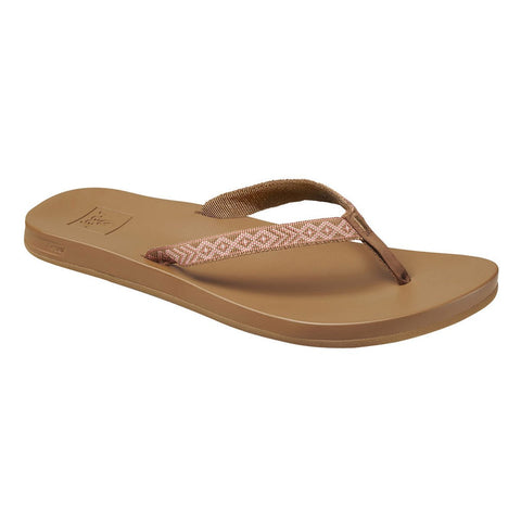 Women's Cushion Bounce Woven Flip Sandal-Reef-Black-7-Uncle Dan's, Rock/Creek, and Gearhead Outfitters