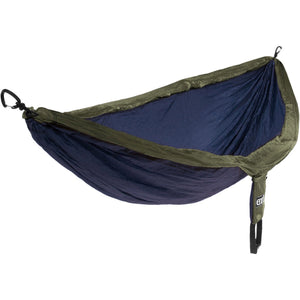 Eagles Nest Outfitters DoubleNest Hammock-DH001_Navy/Olive