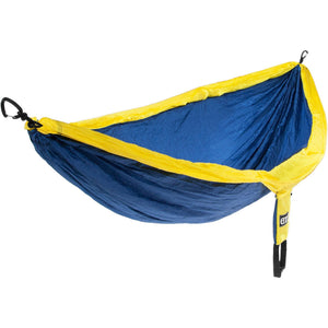 Eagles Nest Outfitters DoubleNest Hammock-DH003_Sapphire/Yellow