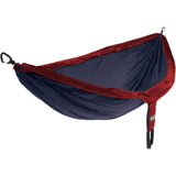 Eagles Nest Outfitters DoubleNest Hammock-DH046_Navy/Maroon
