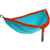 Eagles Nest Outfitters DoubleNest Hammock-DH073_Aqua/Red