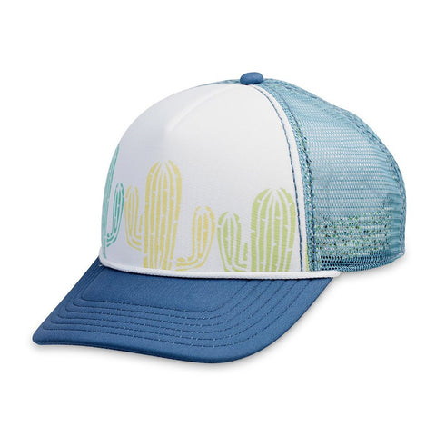 Darlin Trucker Hat-Pistil-Denim-Uncle Dan's, Rock/Creek, and Gearhead Outfitters