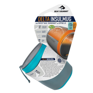 Delta Insul-Mug-Sea to Summit-Pacific Blue-Uncle Dan's, Rock/Creek, and Gearhead Outfitters