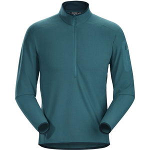Men's Delta LT Zip Neck-Arc'teryx-Paradigm-M-Uncle Dan's, Rock/Creek, and Gearhead Outfitters
