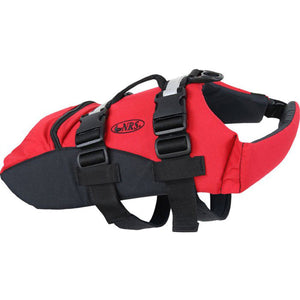 Dog PFD / CFD-Northwest River Supplies-Red/Black-S-Uncle Dan's, Rock/Creek, and Gearhead Outfitters