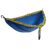DoubleNest Print Hammock-Eagles Nest Outfitters-Camp Side-Uncle Dan's, Rock/Creek, and Gearhead Outfitters