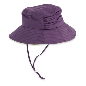 Dover Sun Hat-Pistil-Eggplant-Uncle Dan's, Rock/Creek, and Gearhead Outfitters