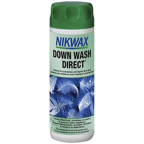 Down Wash Direct 10oz-NikWax-Uncle Dan's, Rock/Creek, and Gearhead Outfitters