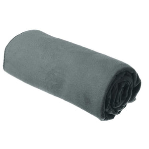 "DryLite Towel Large 24x48""-Sea to Summit-Grey-Uncle Dan's, Rock/Creek, and Gearhead Outfitters"