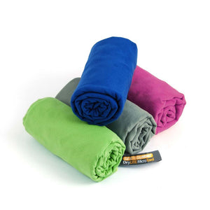 "DryLite Towel Large 24x48""-Sea to Summit-Kiwi Green-Uncle Dan's, Rock/Creek, and Gearhead Outfitters"