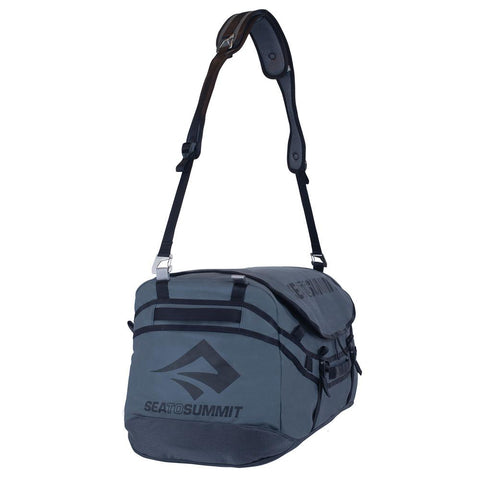 Duffle Bag - 45L-Sea to Summit-Charcoal-Uncle Dan's, Rock/Creek, and Gearhead Outfitters